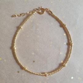 Armband Nila // Gold