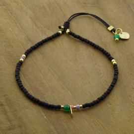 Nova // Green Gold armband