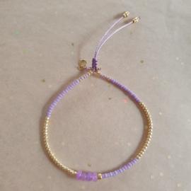 Basic Lilac // Gold