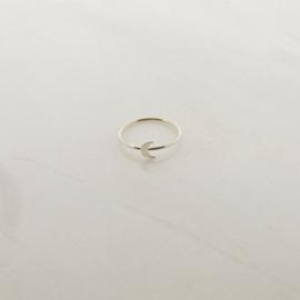 Luna ring // Silver