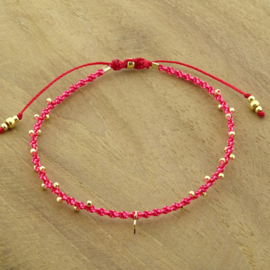 Goldstar // Red Neon Pink