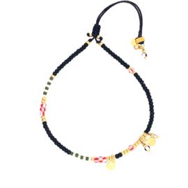 Kaia Bracelet // Black