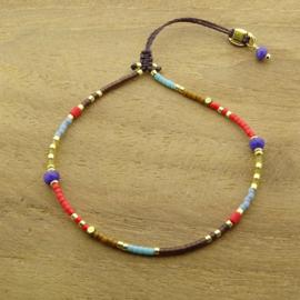 Beaded bracelet // Aurelia