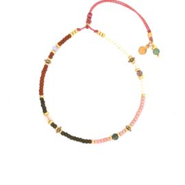 River bracelet // Gold