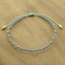 Goldstar // Turquoise Light Blue