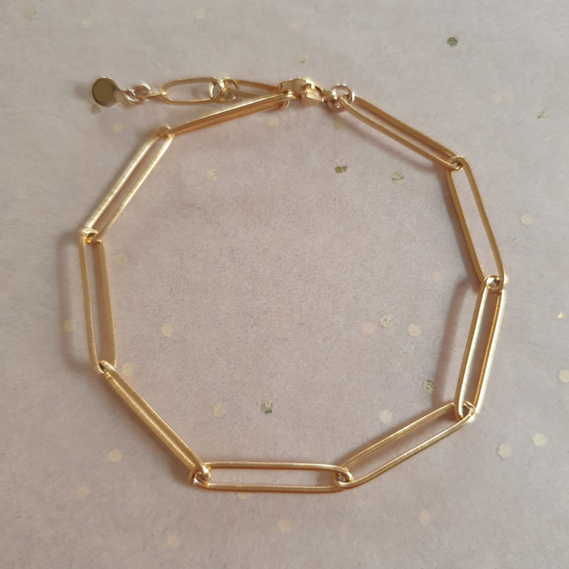 Chunky chain // Stainless Gold