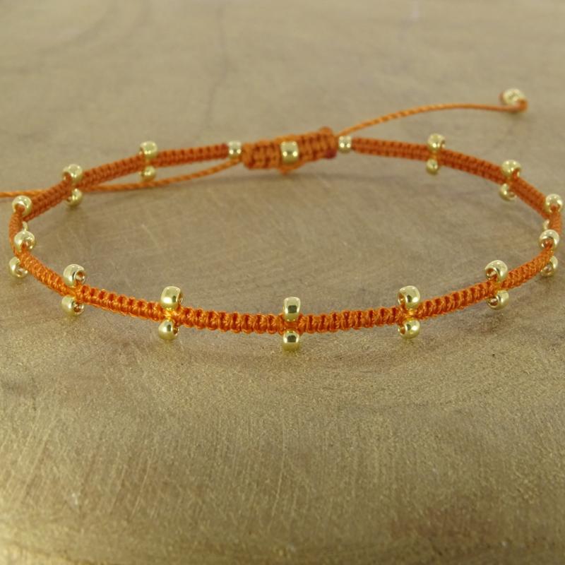 2 Dots  Copper // Gold