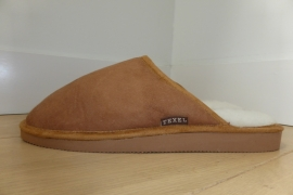 Heren slipper 100% schapenwol
