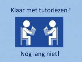 Klaar met tutorlezen? Nog lang niet! Stap 1