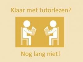 Klaar met tutorlezen? Nog lang niet! Stap 4