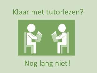 Klaar met tutorlezen? Nog lang niet! Stap 7