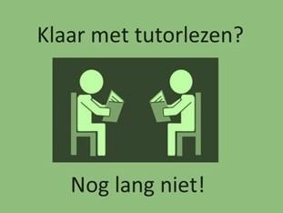 Klaar met tutorlezen? Nog lang niet! Stap 3