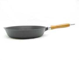 Gietijzeren koekenpan 28 cm, Rustica