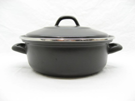 Emaille braadpan 26 cm