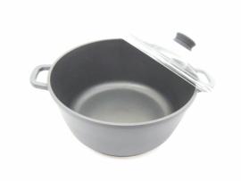Braadpan / kookpan 28 cm met antikleeflaag
