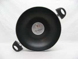 Wok 32 cm Haute Cuisine met 2 oren