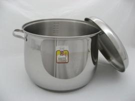 Soeppan 15 liter Toutinox