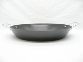 Paella pan 38 cm