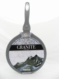Crepepan 28 cm Granite