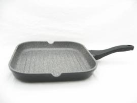 Grillpan 28x28 cm Granit