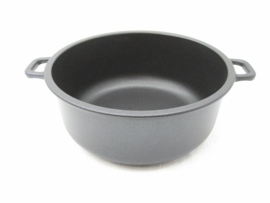 Braad / kookpot 24 cm Stove-Guss