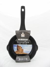 Koekenpan 20 cm Stoneflex