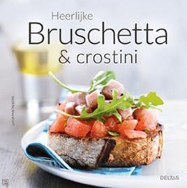 Kookboek Heerlijke Bruschetta & Crostini