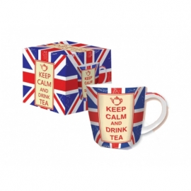 Mok Keep Calm and Drink Tea - Easy Life Design