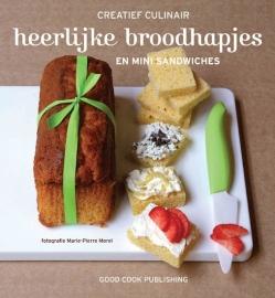 Kookboek Heerlijke broodhapjes en mini sandwiches