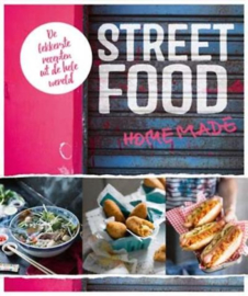 Kookboek Streetfood