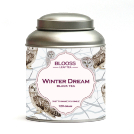 Winter Dream - zwarte thee - Blooss