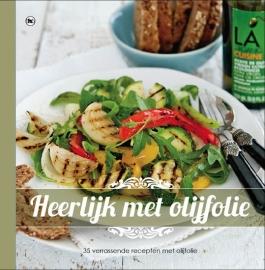 Kookboek Heerlijk met Olijfolie