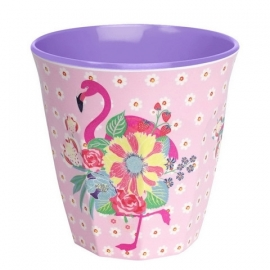 Beker Pink Flamingo - Ginger