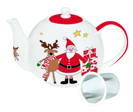 Theepot Santa & Friends - Easy Life Design