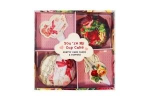 Cupcake Set You're My Cupcake - Talking Tables