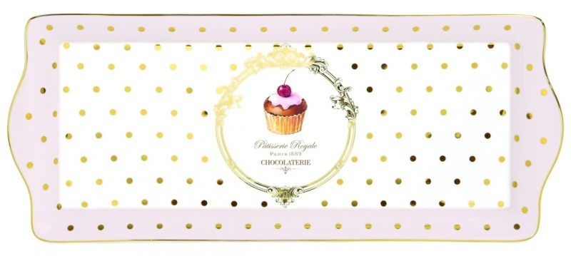 Cakeplateau Dots & Cupcakes - Easy Life