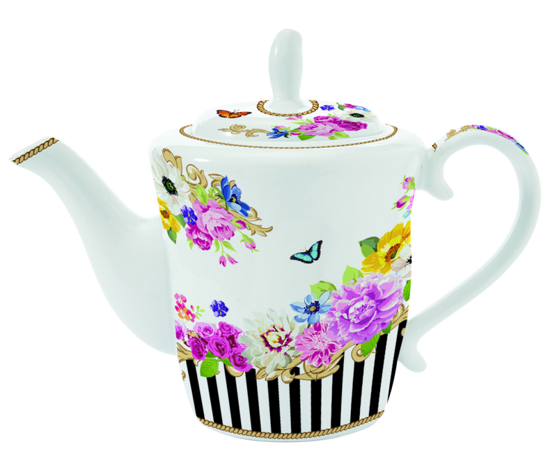Theepot Flowers Glamour - Easy Life