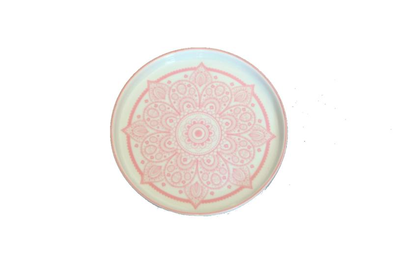 Schaaltje Pink (16,5 cm) - Kerstens