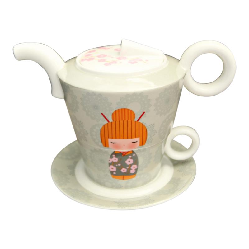 Tea-for-One Umami Blossom - Nonna Peppy