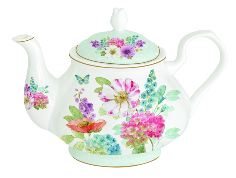 Theepot Cottage Flowers - Easy Life