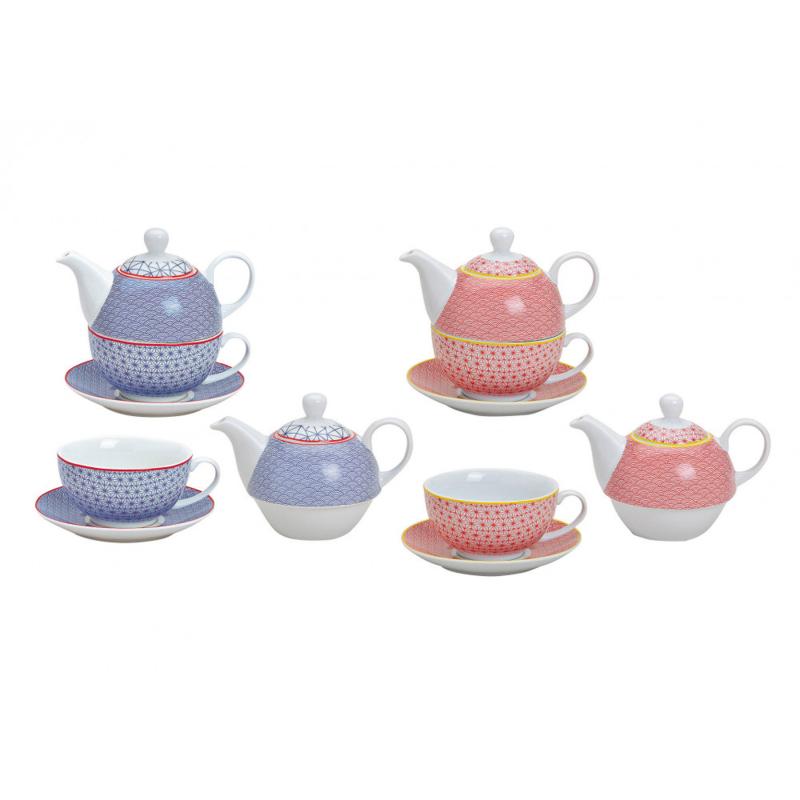 Tea-for-One Retro