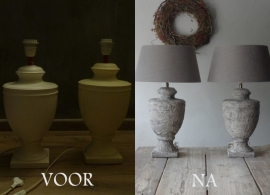 Workshop 'pot bewerken'