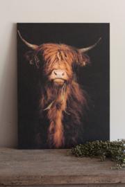 Schilderij - buffel