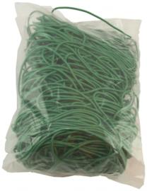 Bindbuis / draad voor het aanbinden van planten en bomen.