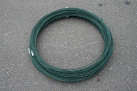 Spandraad groen 3 mm. rol 50 mtr.