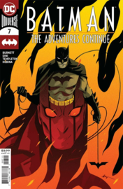 Batman: The Adventures Continue  7