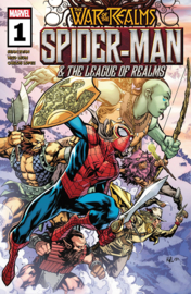 Spider-Man & The League of Realms  1
