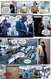 Amazing Spider-Man: Daily Bugle  1