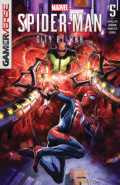 Spider-Man: City at War  5