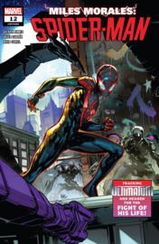 Miles Morales: Spider-Man (2018-) 12